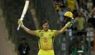IPL 11: वॉटसन ने स्वर्णिम अक्षरों में लिखाया नाम, 11 सालों में जो वो किया जो कोई ना कर सका