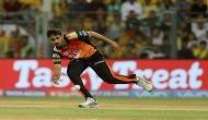 IPL 2018, Final, CSK vs SRH: भुवनेश्वर कुमार और संदीप शर्मा का कमाल, पावर प्ले में चेन्नई की हालत खराब