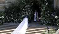 Kate Middleton's favorite designer Emilia Wickstead accuses Meghan Markle's wedding dress of being  'identical'