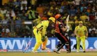 IPL 2018, Final, CSK vs SRH: धोनी के विकेट के पीछे खड़े होने पर क्रीज छोड़ना खुदकुशी करना है