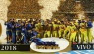 IPL 2018, Final, CSK vs SRH: धोनी ने चेन्नई को बनाया तीसरी बार IPL का सरताज, 2 साल बाद हुई थी घर वापसी