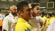 एमएस धोनी ने किया खुलासा, IPL ट्रॉफी जीतने के बाद क्या चाहती थीं बेटी जीवा
