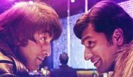 'संजू' का एक और पोस्टर हुआ रिलीज, अपने दोस्त के साथ आए नजर