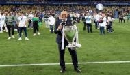 Zinedine Zidane reappointed as coach of Real Madrid