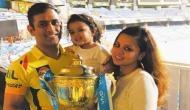 Video: धोनी को बेटी जीवा ने दिया तगड़ा झटका, IPL में CSK को नहीं इस टीम को करेगी सपोर्ट