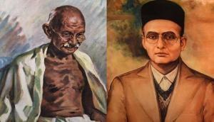 Replace Mahatma Gandhi and put Veer Savarkar's picture on Indian currency, asks Hindu Mahasabha