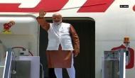 PM Modi reaches Qingdao for SCO Summit