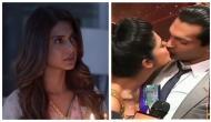Bepannah actress Jennifer Winget and Karan Singh Grover's hot lip-locking videos go viral on her birthday; see video