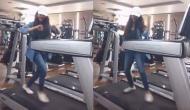 वर्कआउट के दौरान ट्रेडमिल पर इस लड़की ने किया जबरदस्त डांस, वीडियो देखकर रह जाएंगे हैरान