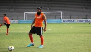 Intercontinental Cup good preparation for Asian Cup: Indian defender Sandesh