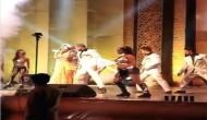 हिना खान ने हिट सॉन्ग मेरे रश्के क़मर' पर किया हॉट डांस, वीडियो वायरल