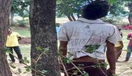 पेड़ से लटके मिले बीजेपी वर्कर के शव पर लिखा था- यही अंजाम होगा, अमित शाह ने कही ये बात