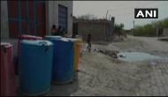 Locals lock water drums in Rajasthan village to avoid robbery
