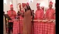 Watch: Indonesian Singer enthrals PM Modi with 'Sabarmati ke sant'