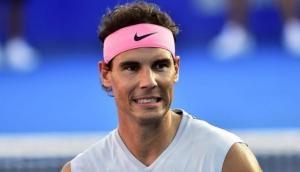 Rafael Nadal, Novak Djokovic to play exhibition in Saudi Arabia