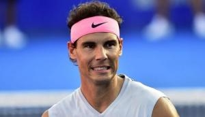 Rafael Nadal becomes fourth player to earn 1000 wins