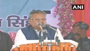 Raman Singh hails PM Modi for promoting yoga