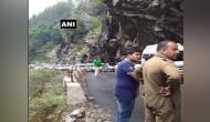 Badrinath National Highway closed due to heavy rains