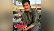 जानिए पाकिस्तान में इस तरबूज वाले की तसवीर क्यों हो रही है वायरल