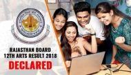 RBSE 12th Result 2018 Live: राजस्थान बोर्ड ने 12 वीं का रिजल्ट किया जारी, ऐसे करें चेक