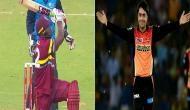 राशिद खान को वेस्टइंडीज के बल्लेबाजों ने सिखाया ऐसा सबक जो वो जिंदगी भर याद रखेंगे
