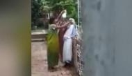 Video: Shocking! Kolkata woman mercilessly beats up mother-in law over 'plucking' flowers