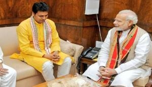 Biplab Deb is back! Tripura CM said, 'PM Modi's brother is auto driver and another one is grocer'