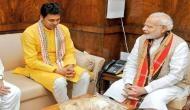 त्रिपुरा में BJP सरकार में बवाल, CM बिप्लब देब ने कैबिनेट मंत्री को निकाला, कांग्रेस छोड़ हुए थे शामिल