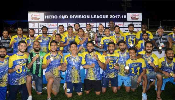 Real Kashmir FC's leap to the I-League may inspire football fans in the Valley to root for new stars
