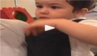बर्थ डे पार्टी में डांस करते नजर आए तैमूर, वीडियो हुआ वायरल