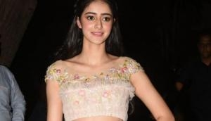 Video: SOTY 2 actress Ananya Panday tries to prank co-star Tiger Shroff; goes wrong