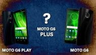 Hello Moto: Forget about the Moto G6 and G6 Play, where's the G6 Plus?