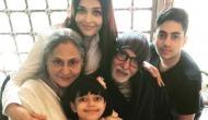 अमिताभ और जया की 45वीं सालगिरह पर बेटे के बाद बहू ऐश्वर्या ने शेयर की प्यारी तस्वीर