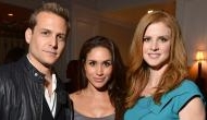 Meghan Markle's former Suits costars Gabriel Macht and Sarah Rafferty reveal their favorite royal wedding moments