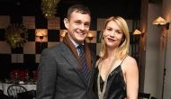Pregnant Claire Danes flaunts her growing baby bump with husband Hugh Dancy at CFDA Fashion Awards