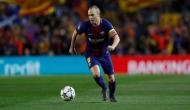 Andres Iniesta to decide his Spain future after World Cup
