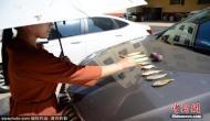 PHOTOS: यहां गर्मी ने तोड़े सभी रिकॉर्ड, धूप में खाना पका रहे लोग