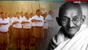 Pranab Mukherjee is not the first to attend RSS event; Mahatma Gandhi to Dr. Zakir Hussain personalities who visited RSS events in the history