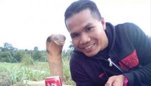 खतरनाक कोबरा से है इस शख्स का है गहरा रिश्ता, जानकर रह जाएंगे दंग