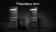 6 जीबी रैम के साथ BlackBerry KEY 2 हुआ लॉन्च, जानिए कीमत और खास फीचर्स