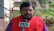 Followers of Ambedkar, shouldn't be considered Naxalites: Athawale