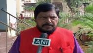 Nothing wrong in using the word Dalit: Union Minister Ramdas Athawale