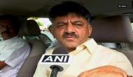 Shivakumar pacifies Cong members excluded from Karnataka Cabinet