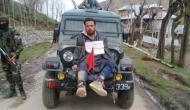 कश्मीर में जिसे सेना ने जीप से बांध कर घुमाया था उसने ठुकराया बिग बॉस का ऑफर