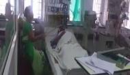 योगीराज: सरकारी अस्पताल केे ICU का AC खराब होने से गर्मी से तड़पकर मर गए 5 मरीज