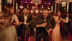 फिल्म की रिलीज से पहले 'रेस 3' का दमदार पार्टी सॉन्ग आया सामने, पार्टी मूड में दिखे स्टार