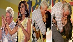 Happy Birthday Shilpa Shetty: A forced public kiss to IPL match fixing, 5 controversies that made Raj Kundra's wife famous