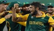 Imran Tahir bowls South Africa to victory over Zimbabwe