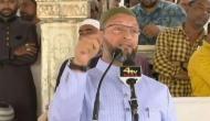 ओवैसी- मुसलमानों को वोट देकर जिताओ, तभी देश में लोकतंत्र और सेक्युलरिज्म जिंदा रहेगा
