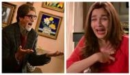 Here's how Brahmastra actor Amitabh Bachchan taught a grammar lesson to Raazi actress Alia Bhatt; her reaction will make you laugh hard